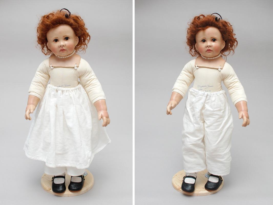 нижнее белье куклы