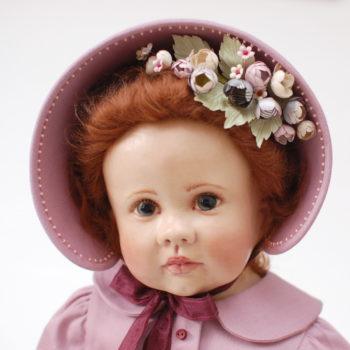 новый образ для куклы