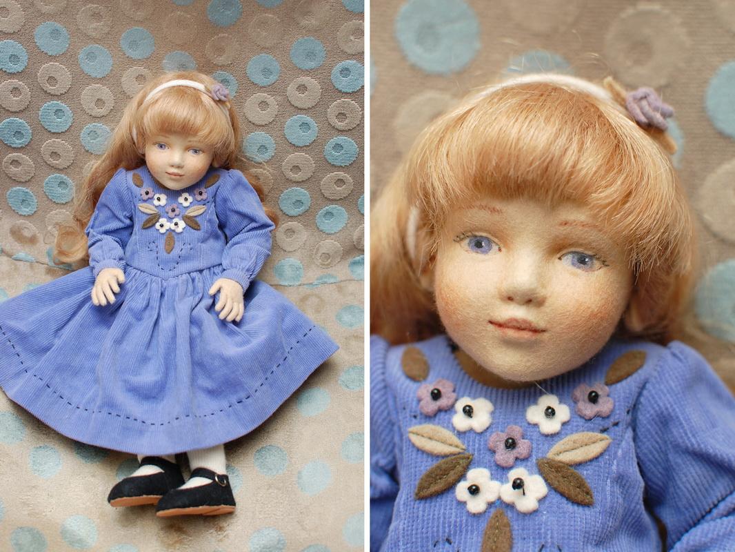 фотография куклы Maggie Iacono