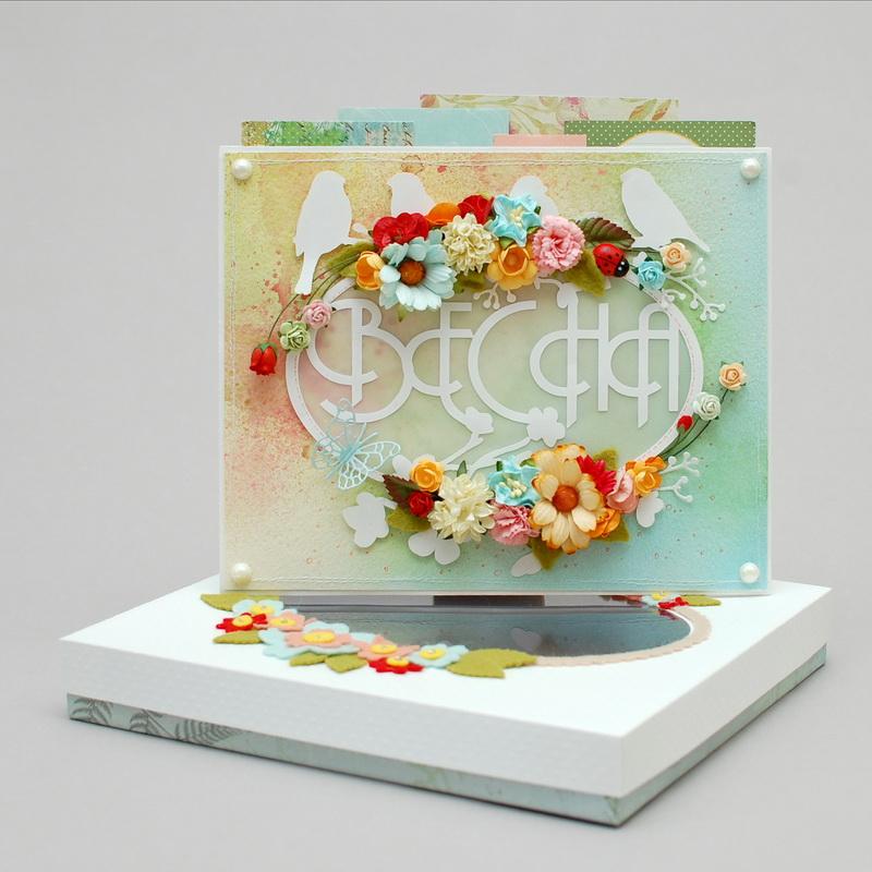 фотография открытки с 8 марта