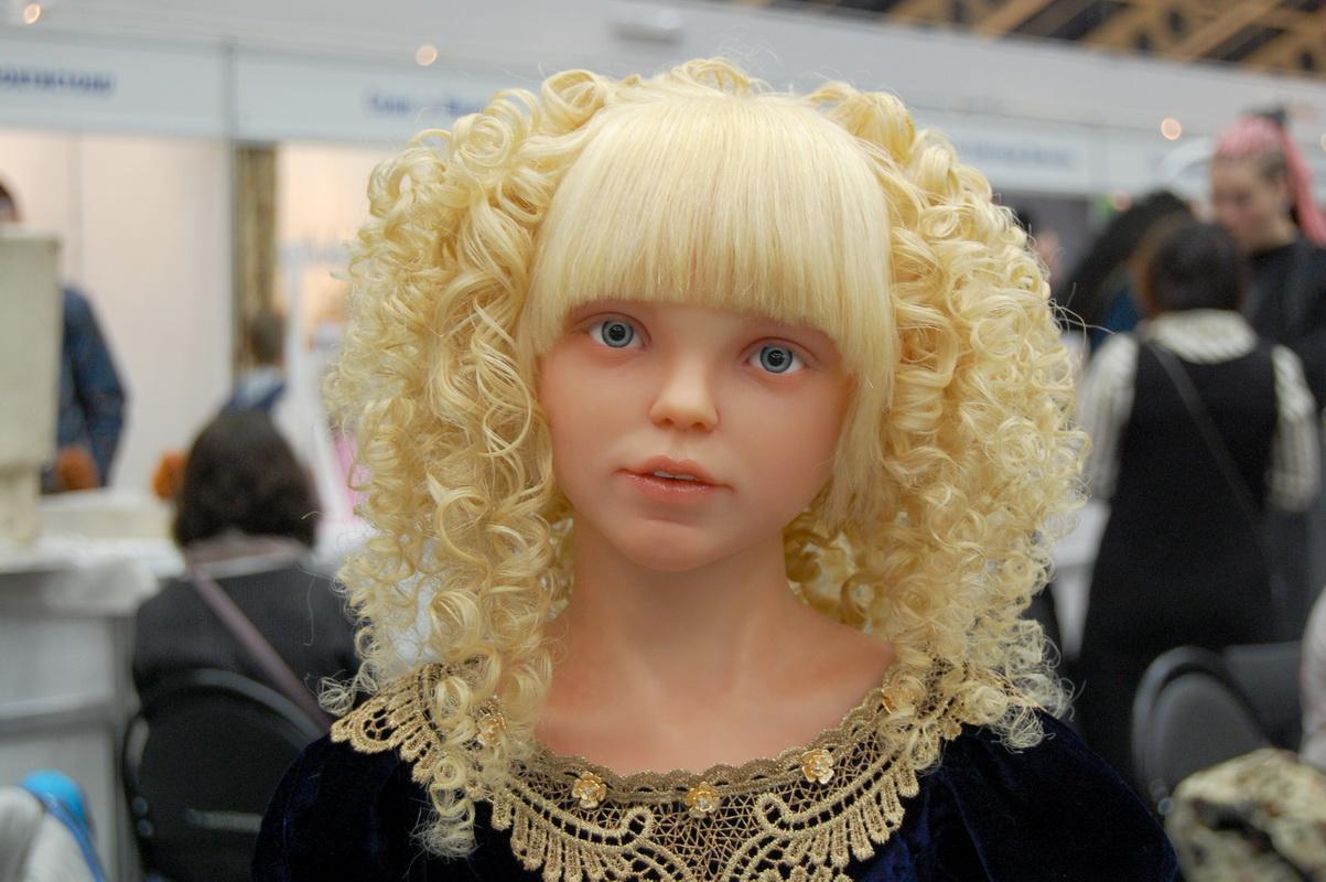 выставка кукол на тишинке 2017