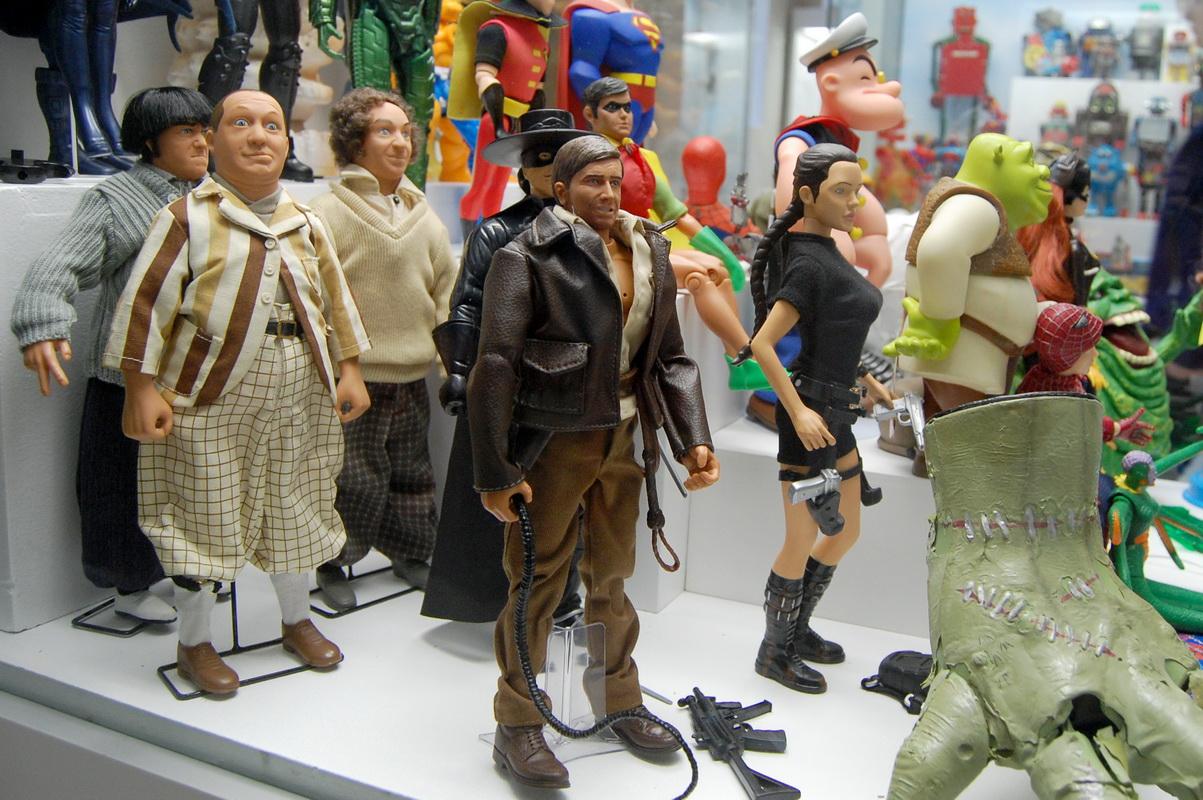 Музей игрушек в Праге