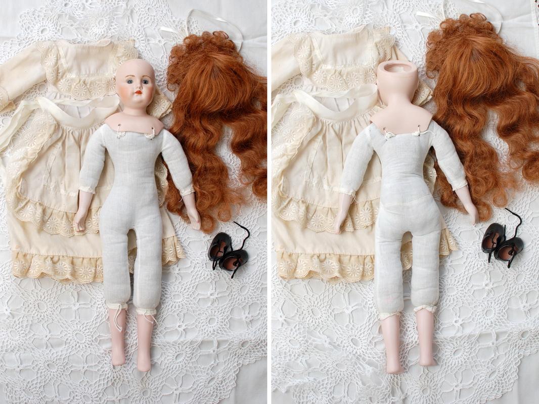 переделка куклы
