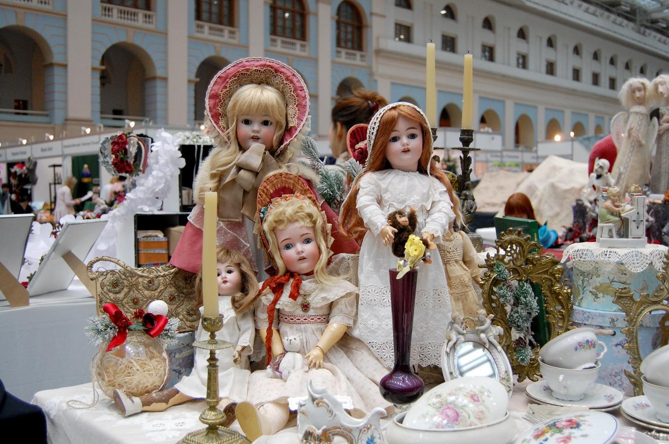 Искусство Куклы 2017