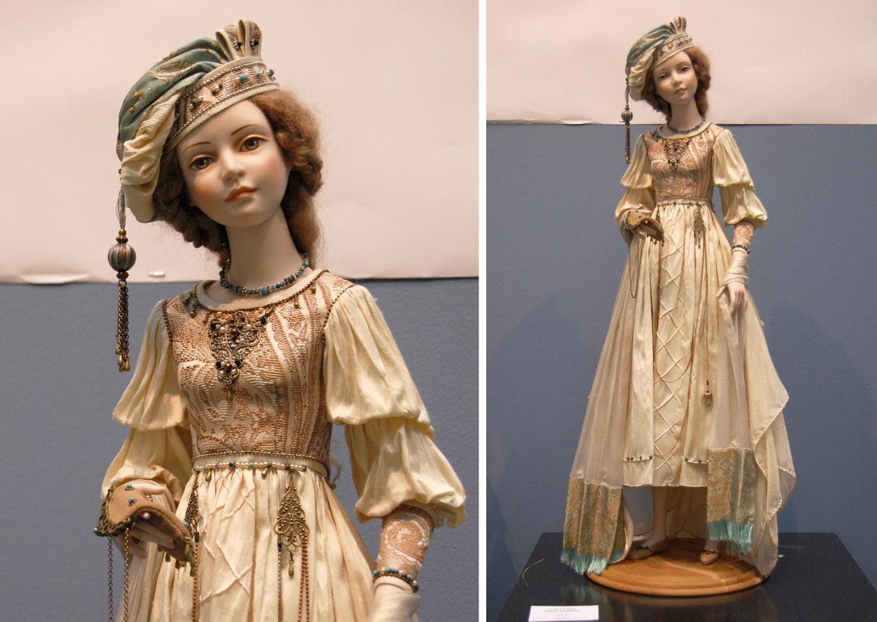 фотография куклы Светланы Никульшиной