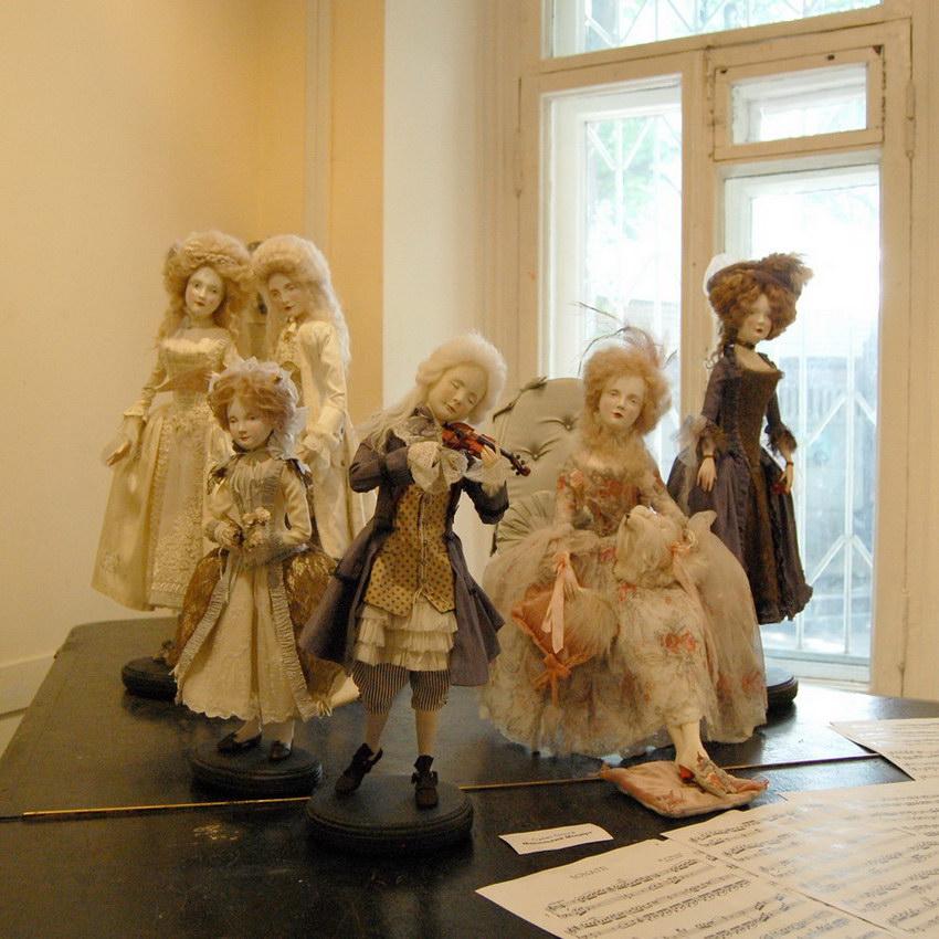 выставка кукол микромакрос