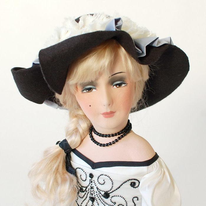 будуарная кукла Софи