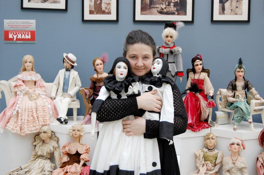 Ирина Углинская дизайнер декоратор мастер будуарной куклы
