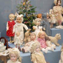 выставка искусство куклы 2018 в гостином дворе