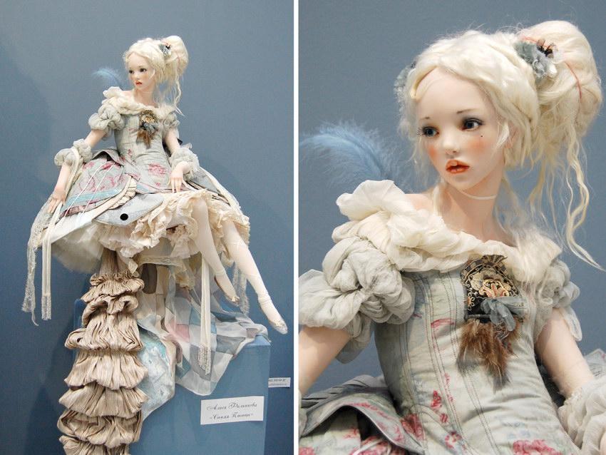 куклы алисы филипповой