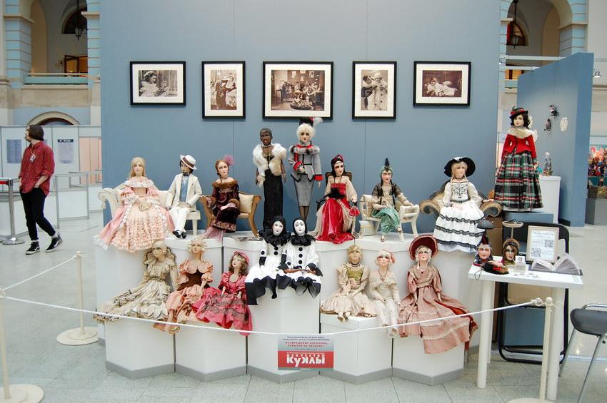 boudoir dolls кукольная выставка