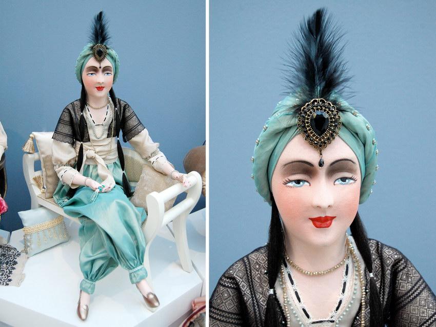 будуарная кукла Жасмина