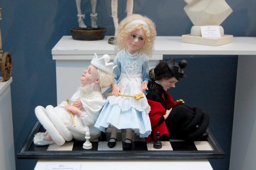 куклы ирины качарава