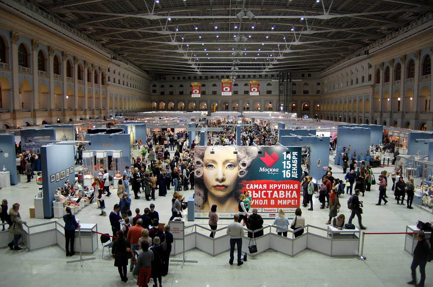 выставка искусство куклы аншлаг