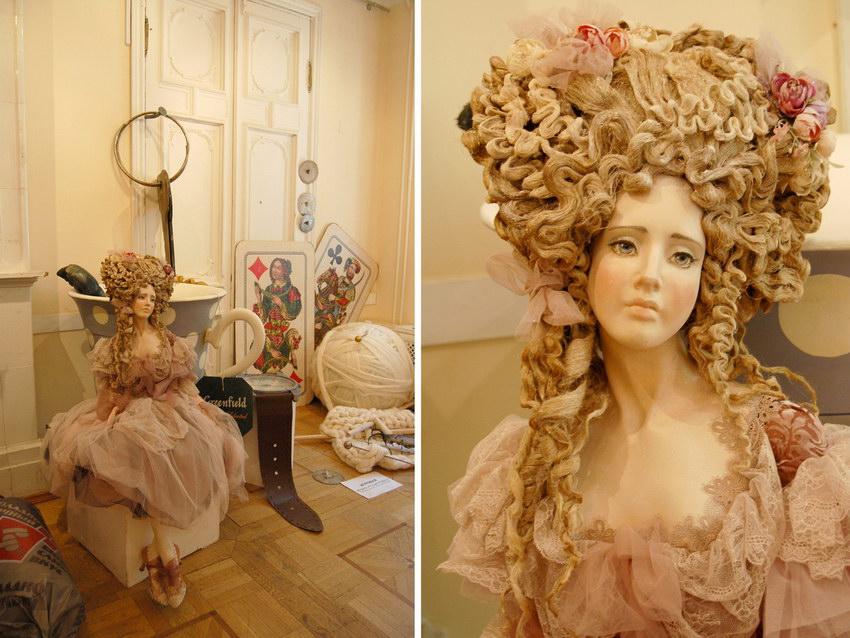 кукольная выставка в москве