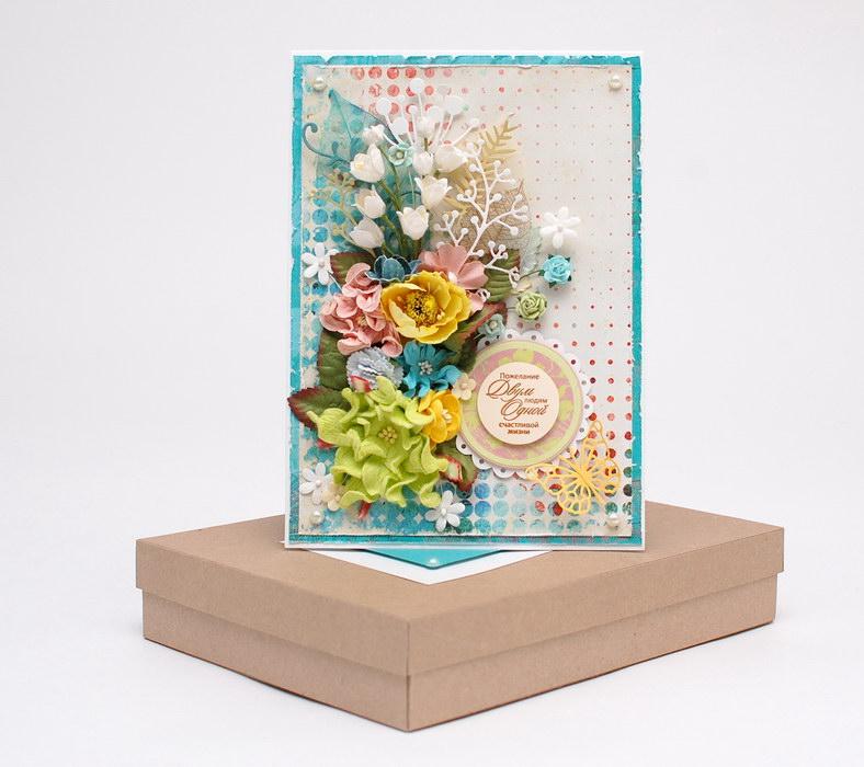 фото открытки на свадьбу