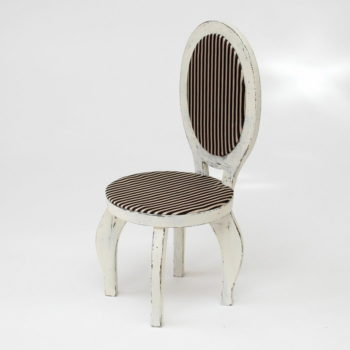 кукольный стул шебби шик