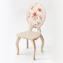 белый стул для куклы